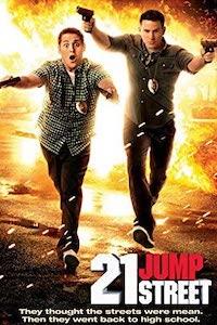 21 Jump Street Logo